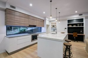 kitchen with wood ideas