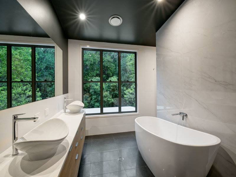 stylish bathroom designs brisbane