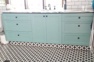 art deco Bathroom renovations Caboolture