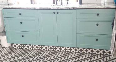 art deco Bathroom renovations Caboolture