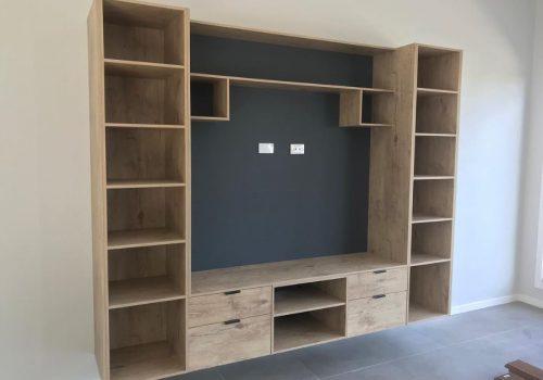 custom entertainment cabinet