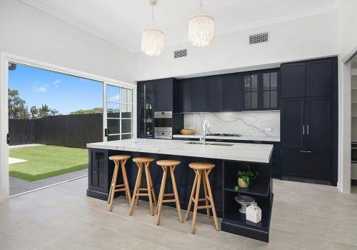 Kitchen design and install Brisbane
