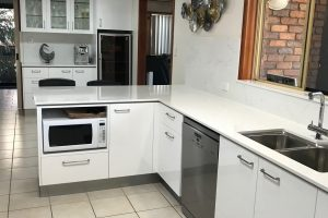small Kitchen and bathroom renovations